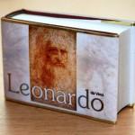 Leonardo da Vinci, the miniature book