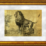 Proud Lion keenly looking forward