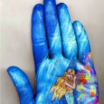 painted Little mermaid stories, by Russian artist Svetlana Kolosova