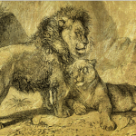 In strength, agility and intelligence, in the animal kingdom lions have no equal. In ancient Africa, people believed that African lioness nursed future kings with her own cubs
