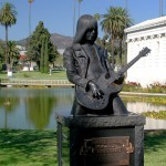 Johnny Ramone – the founder of the legendary American punk rock band the Ramones. The 16th place in the list of the greatest guitarists of all time