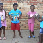 Sanele Masilela and his friends