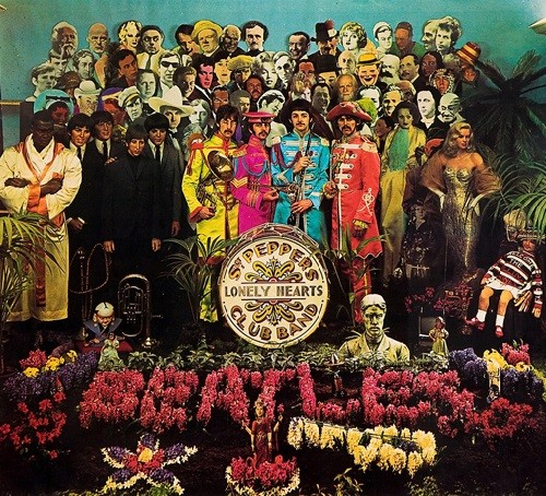 Lonely Hearts Club of Sergeant Pepper