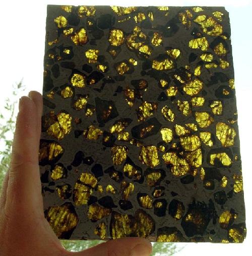 meteorite Fukang