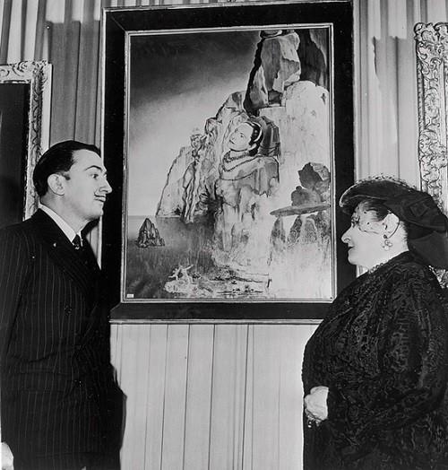 Rubinstein and Dali