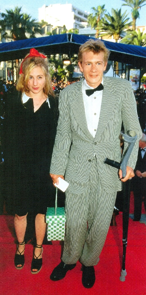 Guillaume and Julie-Depardieu