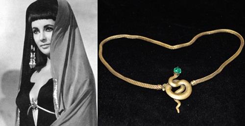 Elizabeth Taylor's belt for Cleopatra