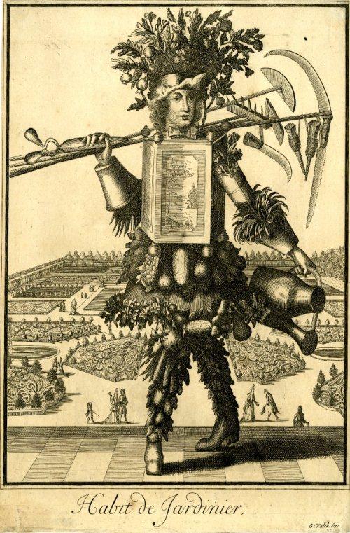 The gardener (Jardinier)