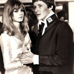 Jean Shrimpton and Paul Jones in Privilege,1967
