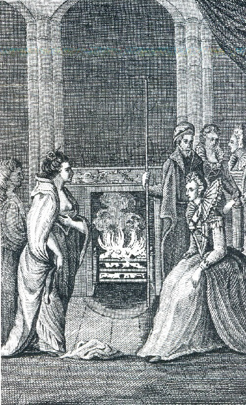 Queen Elizabeth and Pirate Queen