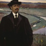 self-portrait, 1915