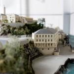 The prison Alcatraz