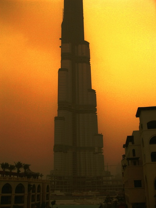2012 - On February 25, an extreme dust storm attacked Riyadh in the Kingdom of Saudi Arabia, where it became totally dark at only 4 P.M. local time