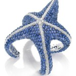 Bracelet in the shape of a starfish de Grisogono