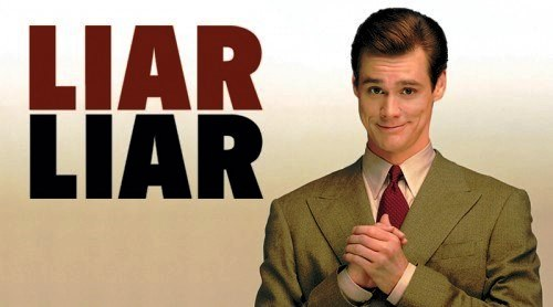 Liar Liar is a 1997 American family comedy film written by Paul Guay and Stephen Mazur, directed by Tom Shadyac and starring Jim Carrey who was nominated for a Golden Globe Award (1997)