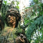 William Ricketts Sanctuary is located on Mt Dandenong Tourist Road Mt. Dandenong