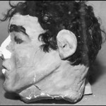 Dummy head found in Morris' cell