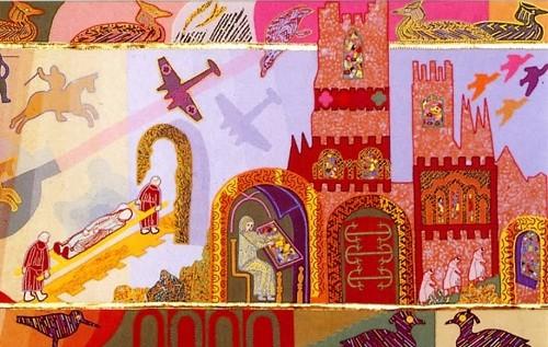 unique Maldon Tapestry