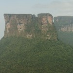 It is said that Mount Roraima inspired Scottish author Arthur Conan Doyle to write the novel «The Lost World»