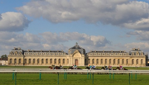 Most beautiful stable in the world Chantilly Grand Stables