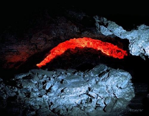 Meteorny grotto