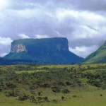The most famous among them — Mount Roraima