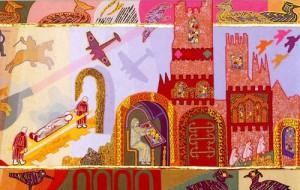 Beautiful Maldon Tapestry