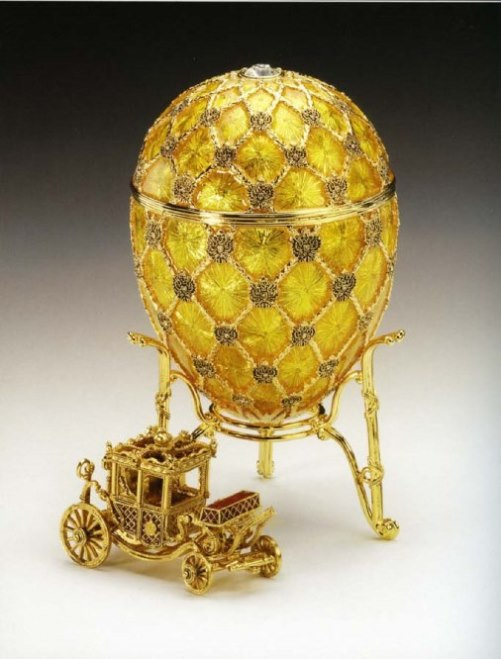 Imperial Coronation Egg ca.1897