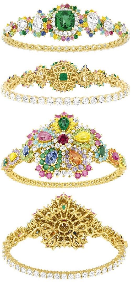 Cher Dior bracelets