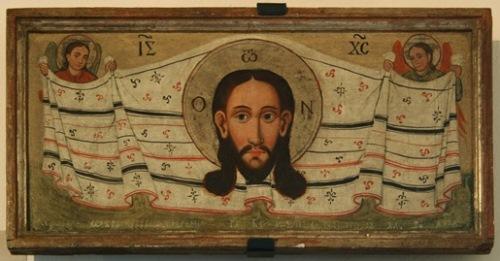 Secretos del Velo de la Verónica. Milagrosa  El Mandylion de Jankowce, Museo Histórico en Sanok, Polonia