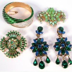 Trifari vintage costume jewelry