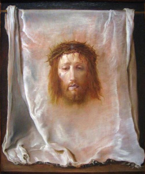 Veronica's veil, Domenico Fetti, 1620