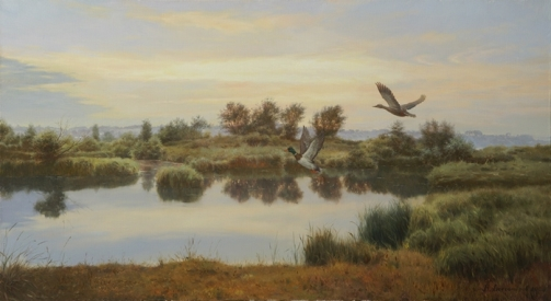 Realistic landscapes by Vladimir Alexandrov