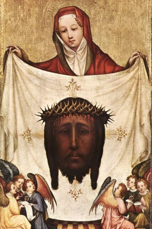 Santa Verónica por el Maestro de Santa Verónica