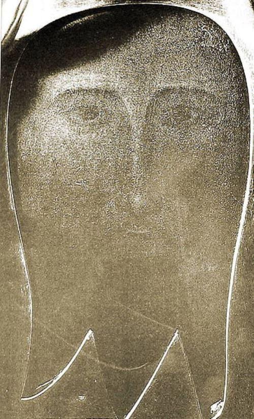 Secretos del Velo de la Verónica. Milagrosa  Mandylion Santo.  El icono de la Capilla de Santa Matilde, la Vatica