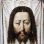 Angels Supporting the Veil of St Veronica