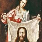 St Veronica by El Greco