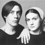 Children of Pablo Picasso, Claude and Paloma Picasso. Paris 1966