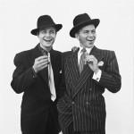 Marlon Brando and Frank Sinatra