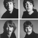 John Lennon, Paul McCartney, George Harrison and Ringo Starr. London, August 11, 1967