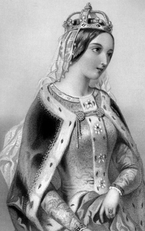 Catherine of Valois (27 October 1401 – 3 January 1437)