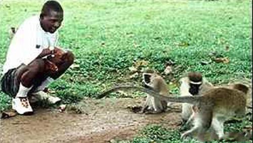 Children raised by animals