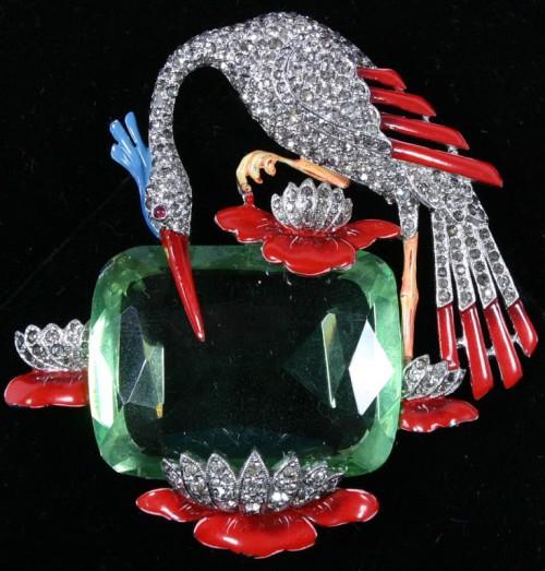 The beauty of Trifari jewelry