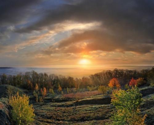 Vladimir Stadnik Summer landscapes