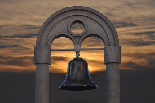 Never send to know for whom the bell tolls