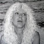 Maria Zeldis, self-portrait