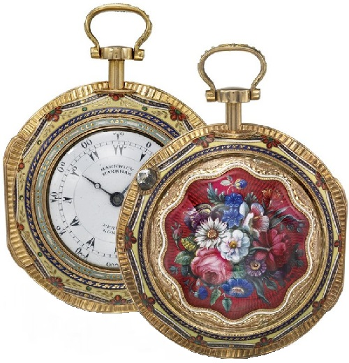 Antique jewelry watches 1800