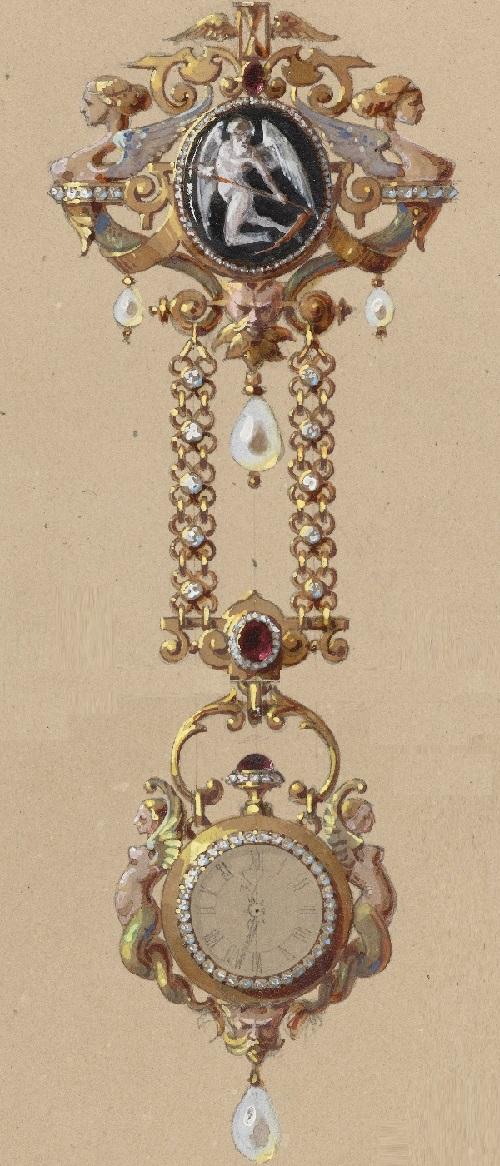 Chatelaine Jewelry
