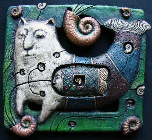 ceramic by Roman Khalilov