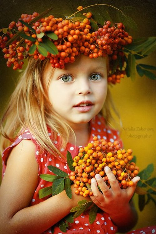 Child photographer Natalia Zakonova, St. Petersburg, Russia